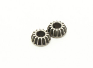 Drive Gear (2pcs) - Basher 1/16 Mini Nitro Circus MT