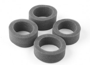 Front and Rear Tire Insert set (4pcs) - BSR Racing BZ-222 1/10 2WD Racing