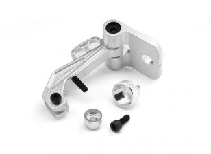 FPV Monitor Mounting Bracket/Silver-DJI Version