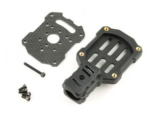 Tarot FY650 & FY680 16mm Motor Mount (Black)