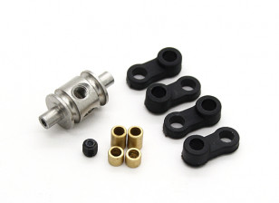 Tarot 450 Pro/Pro V2 DFC Tail Rotor Hub and Pitch Control Links (TL1221)