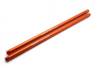 Tarot 450 PRO Tail Boom (2pcs) - Orange (TL45037-05)