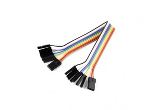 HobbyKing Super Clean RC Female to Female Extension set (150mm)