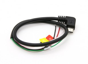 Turnigy HD ActionCam FPV Live Video Out A/V Cable