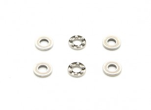 BSR Racing M.RAGE 4WD M-Chassis - Thrust Bearing