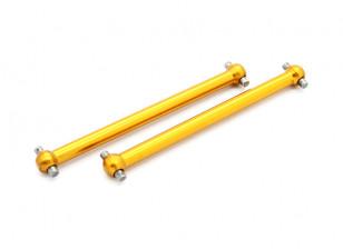 Option Alu. Dogbones - Basher PitBull 1/18 4WD Desert Buggy (2pcs)