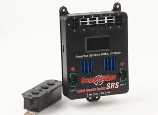 PowerBox Competition SRS w/ Sensor Switch