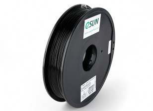 ABS Black 0.5kg 1.75mm eSUN