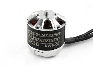 Quanum MT Series 2212 1000KV Brushless Multirotor Motor Built by DYS
