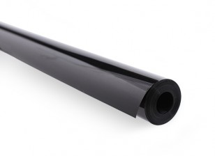 Covering Film Solid Black (5mtr) 114