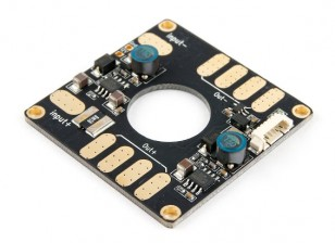 HK Pilot Power VI Module, Distribution Board And Dual UBEC ALL-In-One (120A and 10s)