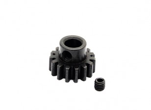 Hobbyking™ 1.0M Hardened Steel Helicopter Pinion Gear 6mm Shaft - 15T