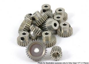 Revolution Design Ultra Aluminum 48 Pitch Pinion Gear 17T (1 Piece)