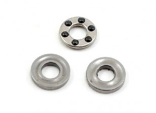 Revolution Design Ultra Thrust Bearing 2.5x6x3mm for TLR/AE/Serpent (2pcs)