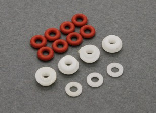 Press Washer - BZ-444 Pro 1/10 4WD Racing Buggy