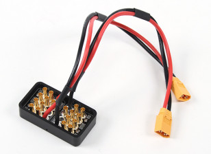 High Current/High Voltage Power Distribution Board for Multi-copters 40~60A Capacity