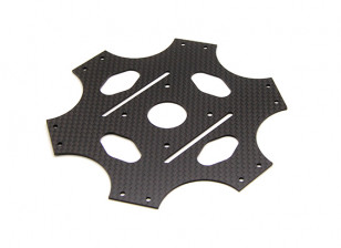Spedix S250H Series Frame - Replacement Upper Frame Plate (1pc)