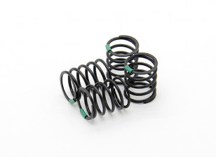 TrackStar Suspension Spring Black 21 x 14  4.0KG (4) S129555