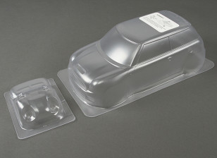 1:10 Mini Cooper S 2001 Clear Body Shell (for M chassis)