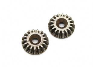 BSR Racing M.RAGE 4WD M-Chassis - 17T Metal Differential Input Gears (2pcs)