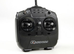 Quanum i8 8ch 2.4GHZ AFHDS 2A Digital Proportional Radio System Mode 1 (Black)