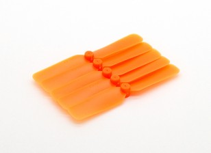 Gemfan Multi-Rotor Mini Prop Set 65mm Orange (CW) (5pcs)