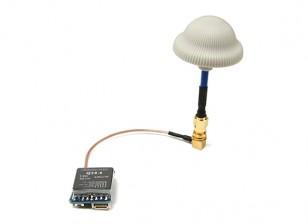 Quanum Q58-6 40 Channel FPV Transmitter 600mW