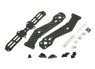 Tarot Half Carbon Front Arm 2.5mm for TL280H Half Carbon Fiber Multi-rotors