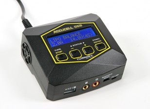 Turnigy Accucell S60 AC Charger (EU Plug)