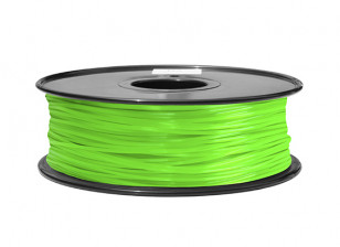 HobbyKing 3D Printer Filament 1.75mm ABS 1KG Spool (Grass Green)
