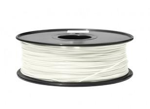 HobbyKing 3D Printer Filament 1.75mm ABS 1KG Spool (Glow in the Dark - Green)