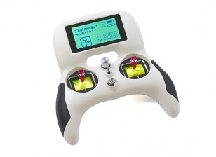 Turnigy Evolution Digital AFHDS 2A Radio Control System w/TGY-iA6C Receiver White Mode 1