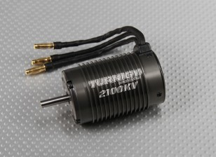 Turnigy 1/8th Scale 4 Pole Brushless Motor - 2100KV