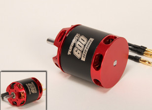 Turnigy T600 Brushless Outrunner for 600 Heli (880kv)