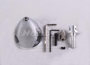 Aluminum Spinner 51mm / 2.0in - 3 Blade