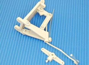 Retractable Tail Landing Gear
