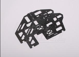HK-500GT Carbon Fiber Main Frame (Align part # H50027)