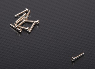 Screw Button Head Phillips M2x12 (10pcs/set)
