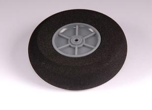 Light Foam Wheel (Diam: 85, Width: 25mm)