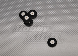 Small Wheel Diam: 25mm Width: 13mm (5pcs/bag)