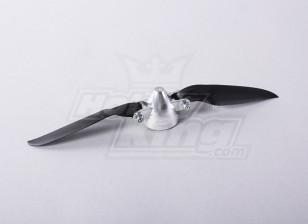 Folding Propeller W/Alloy Hub 35mm/3.17mm Shaft  8x4.5 (1pc)