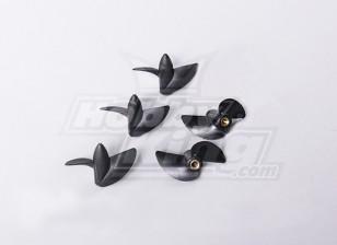 2-Blade Boat Propellers 45X31.5 (Reverse) (5pcs/bag)