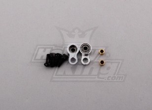 450 Size Heli Metal Tail Control Rod Head