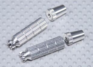 Alloy Anti-Slip TX Control Sticks Long (JR TX )