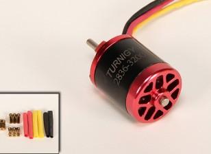 Turnigy 2836 Brushless EDF Motor 3200kv