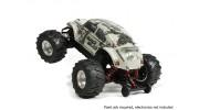 Basher 1/16 4WD Mini Monster Truck V2 - Bad Bug (Kit) 7