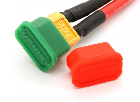 XT60荷電/バッテリ消耗インジケータキャップ(5ペア)