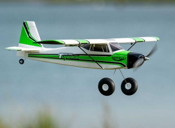 "Durafly Micro Tundra Classic Green (PNF) 635mm (25"") EPO Sports Model  1"