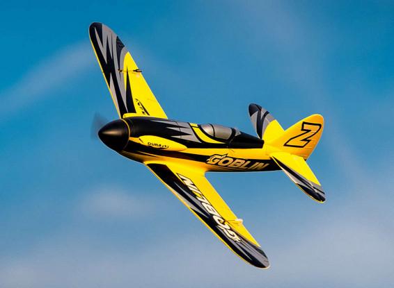 Durafly Goblin Racer 820mm EPO Yellow/Black/Silver (PNP) 1