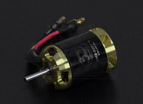 スコーピオンHKII-2221から6ブラシレスアウトランナー